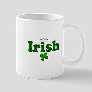 A Little Irish Mug