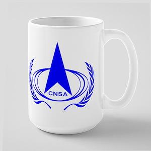 CNES Large Mug