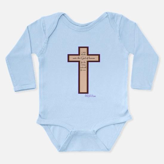 Psalm 136 26 Bible Verse Body Suit