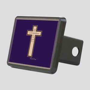 Psalm 136 26 Bible Verse Hitch Cover
