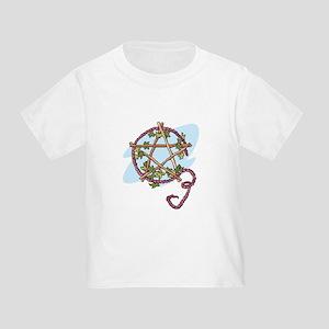 Lammas Pentagram Toddler T-Shirt