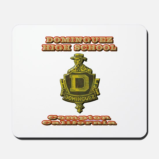 Dominguez High School Mousepad