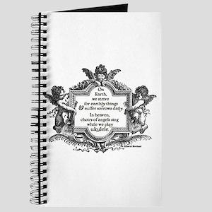 Ukulele Benediction Journal