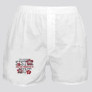 Promoted Aunt Boxer Shorts