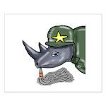 Sarge Rhino Posters