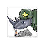 Sarge Rhino Sticker