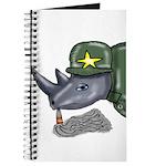 Sarge Rhino Journal