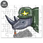 Sarge Rhino Puzzle