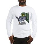 Sarge Rhino Long Sleeve T-Shirt