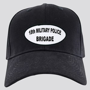 18TH MILITARY POLICE BRIGADE Black Cap