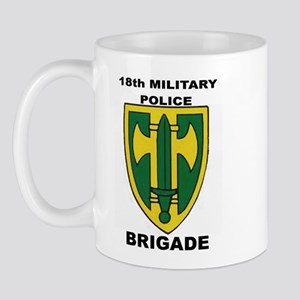 18TH MILITARY POLICE BRIGADE Mug
