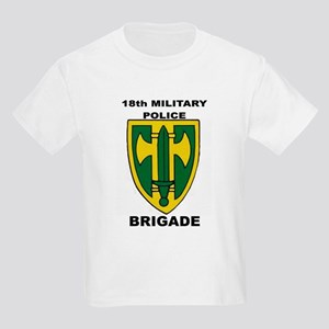 18TH MILITARY POLICE BRIGADE Kids T-Shirt