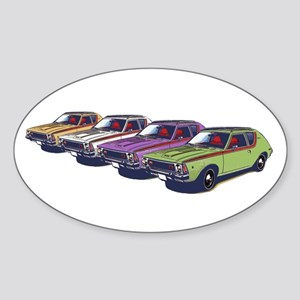 Gremlin Collection Oval Sticker