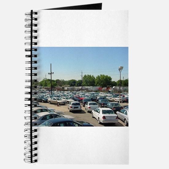 Auction Lot Journal
