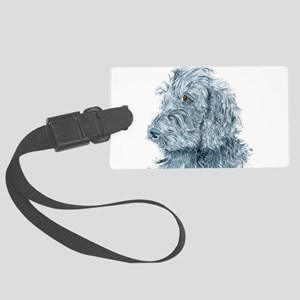 blackdoodle Luggage Tag