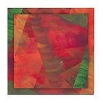 Autumn Fury Tile Coaster