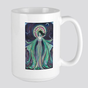 Luna Moth Art Nouveau Fairy Mug