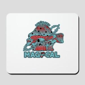 Magical Shrooms Mousepad