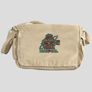 Magical Shrooms Messenger Bag