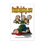 Official Dead Body Guy Mini Poster Print