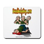Official Dead Body Guy Mousepad