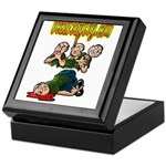 Official Dead Body Guy Keepsake Box