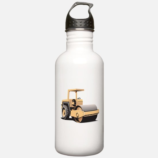 Paving Machine Water Bottle