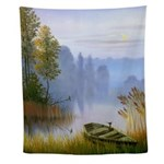 Beautiful Summer Painting Wall Tapestry