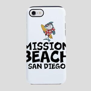Mission Beach, San Diego iPhone 7 Tough Case