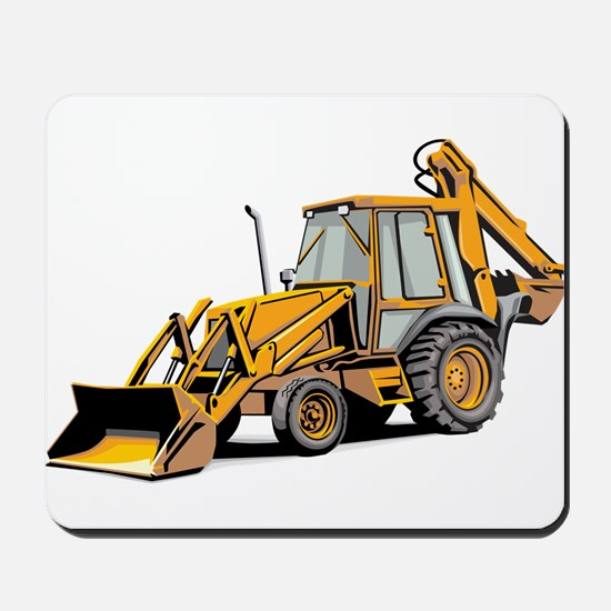 Earth Mover Mousepad