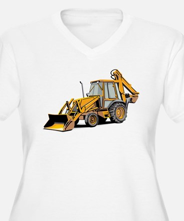 Earth Mover Plus Size T-Shirt