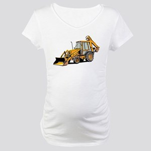 Earth Mover Maternity T-Shirt
