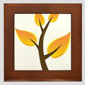 Autumn Framed Tile