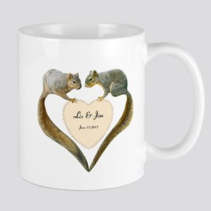 Love Squirrels Mug