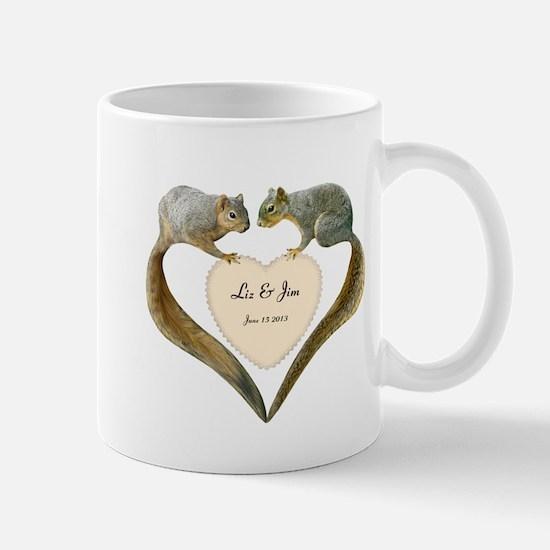 Love Squirrels Mug