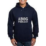 Abog Podcast Hoodie (dark) Sweatshirt