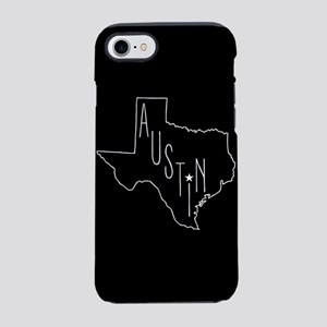 Austin Texas iPhone 7 Tough Case