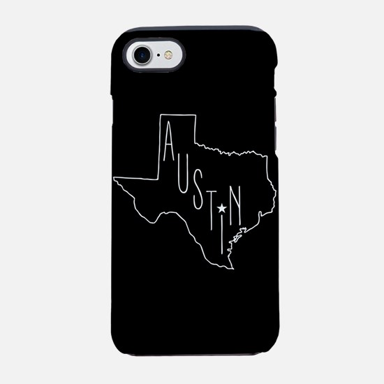 Austin Texas iPhone 7 Tough Case