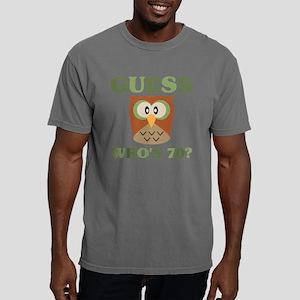 Guess Who's 70 Mens Comfort Colors Shirt