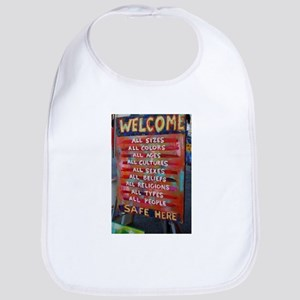 Welcome! Bib