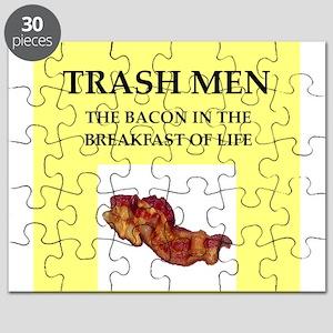 trash man Puzzle