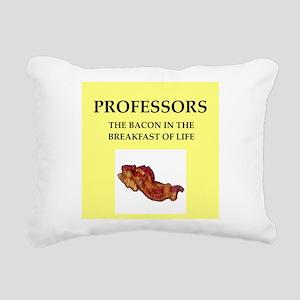 professor Rectangular Canvas Pillow