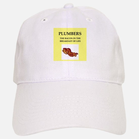 plumber Baseball Baseball Baseball Cap