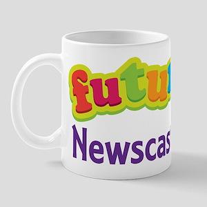 Future Newscaster Mug