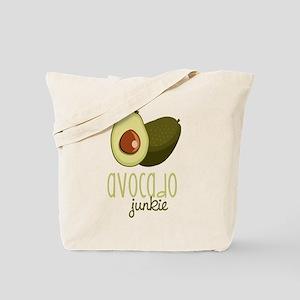 Avocado Junkie Tote Bag