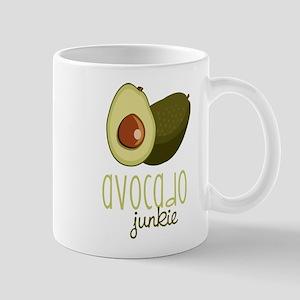 Avocado Junkie Mug