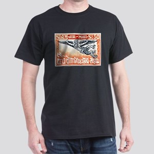 Antique Thailand 1925 Garuda Postage Stamp T-Shirt
