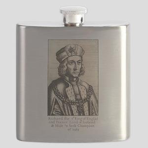 Richard III: Hide 'n Seek Champion Flask