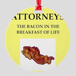 attorney, Ornament