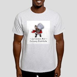 Le Cordon Bull Ash Grey T-Shirt